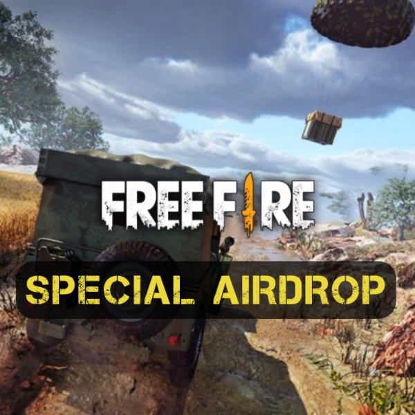 free fire airdrop