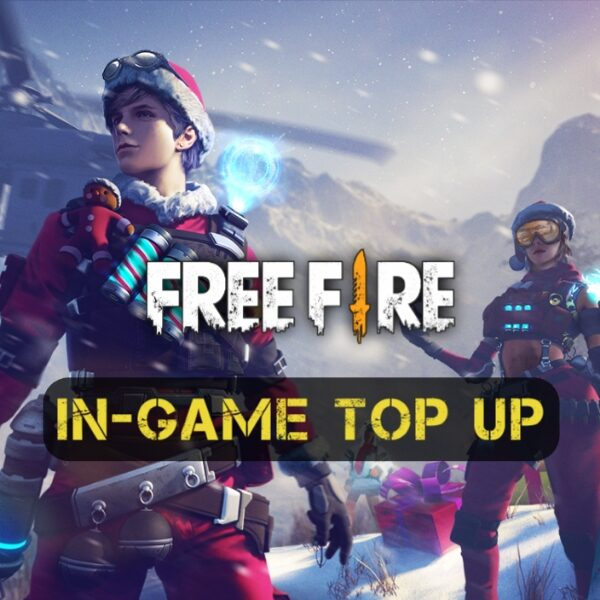 free fire In-game top up