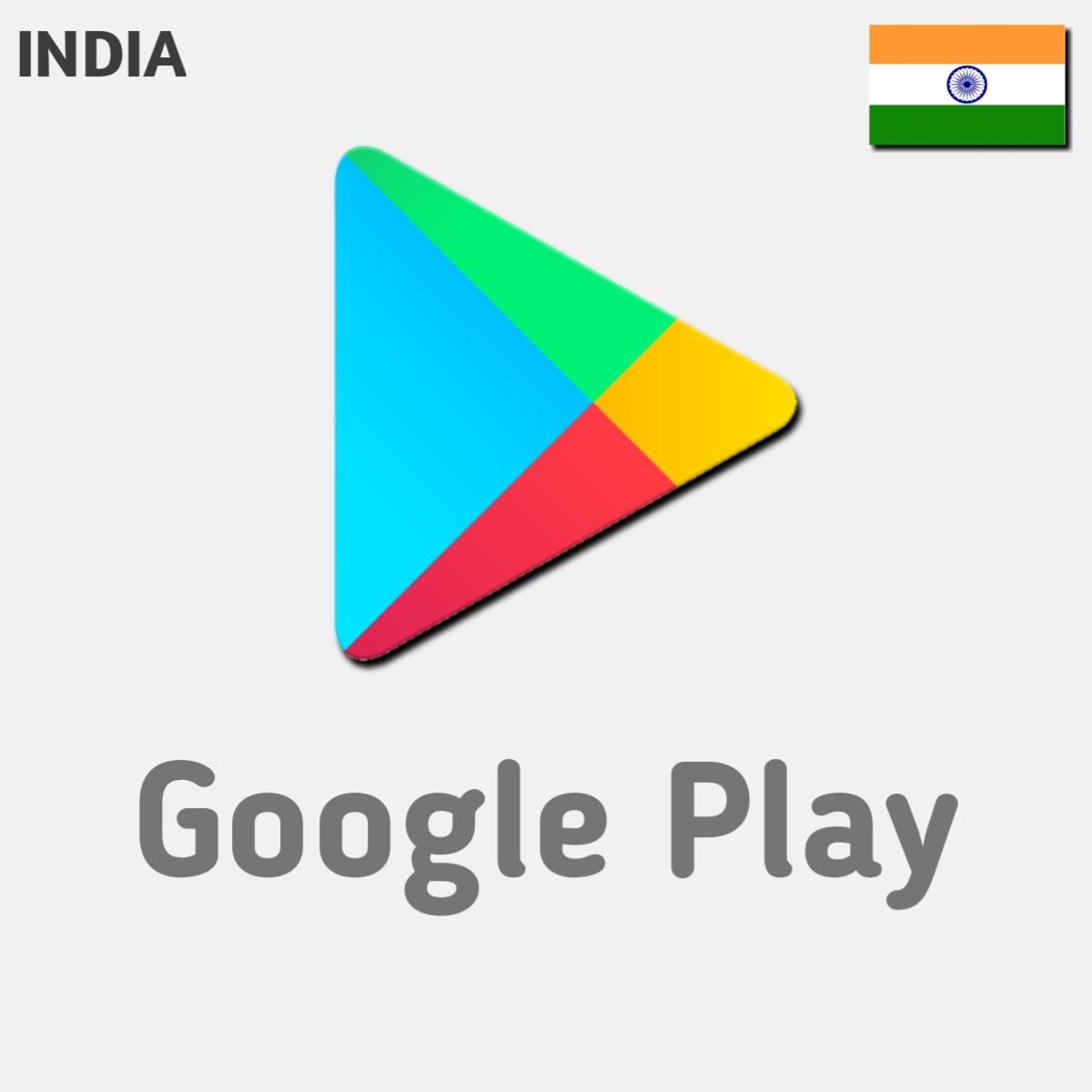 Google Play Gift Card (IND)